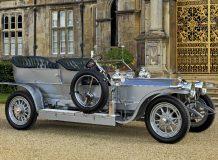 Rolls-Royce Silver Ghost 1907