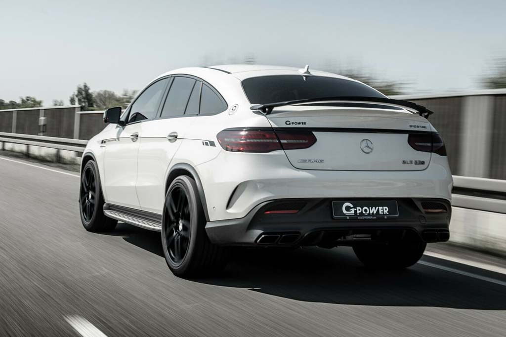 G-Power GLE 63 S Coupe