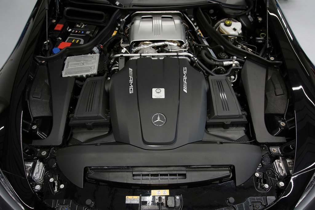 Posaidon AMG GT R