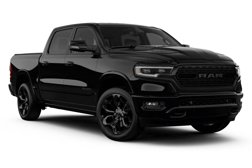 RAM Limited Black