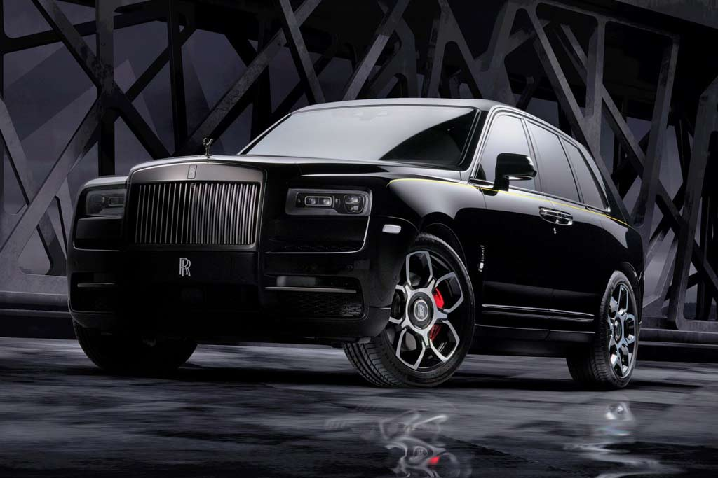 Cullinan Black Badge