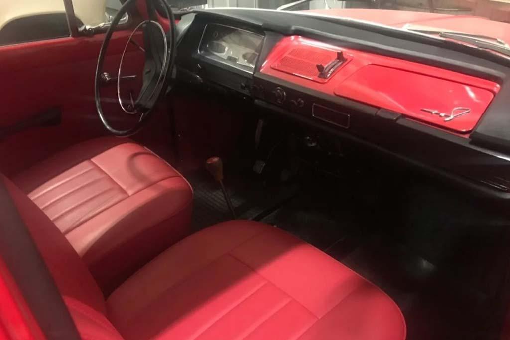 Фургон Москвич-434