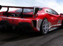 Ferrari 488 Challenger Evo