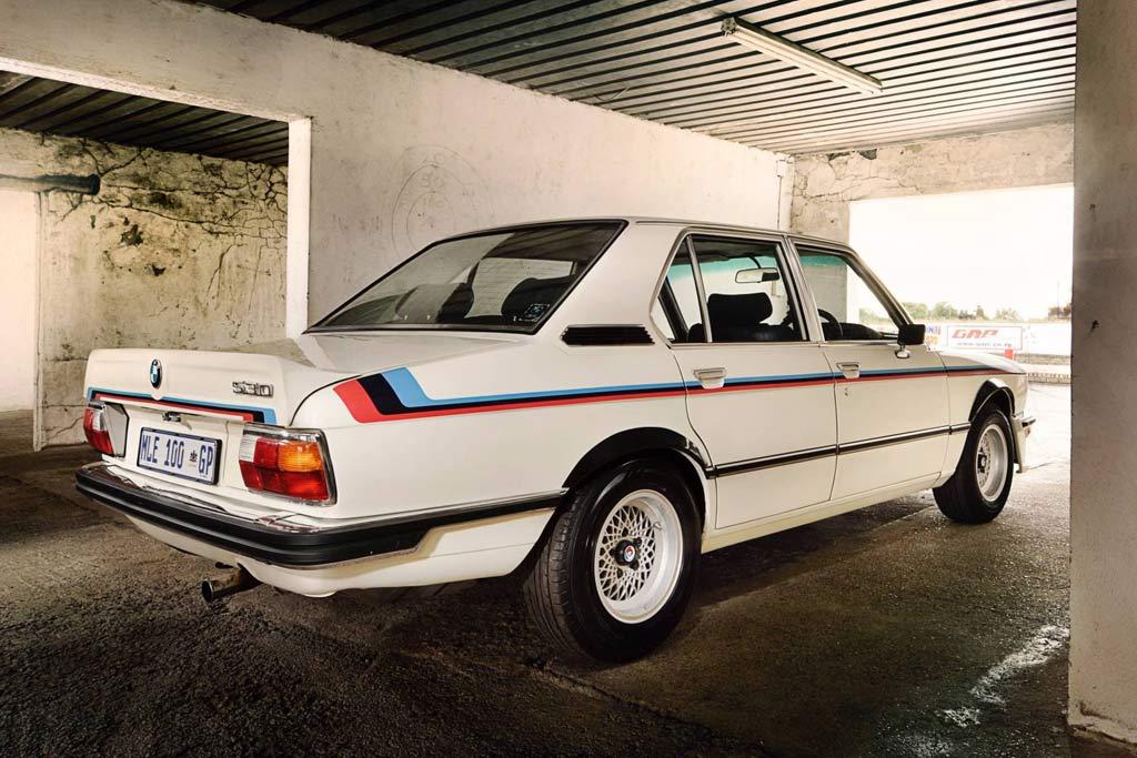 BMW 530 MLE 1976