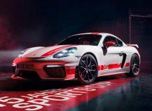 Porsche 718 Cayman GT4 Sports Cup