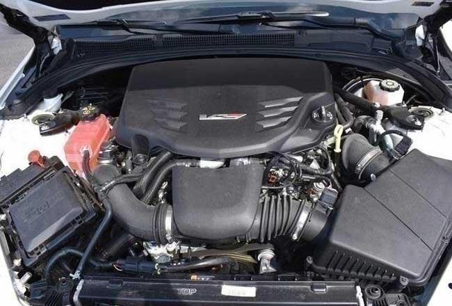 Cadillac ATC-V Convertible