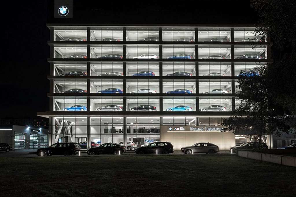 BMW Рольф в Химках