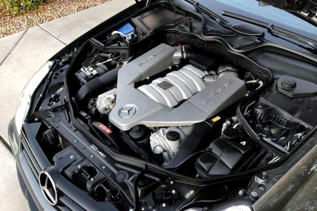 Mercedes CLS 63 AMG C219