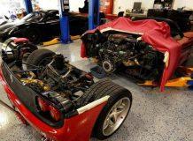 Замена сцепления на F50