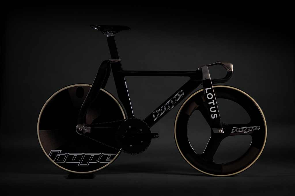 Велосипед Lotus