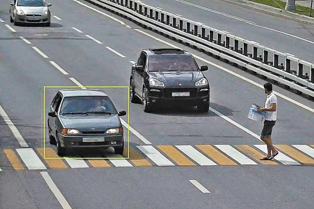 фотофиксация за наезд на пешеходную полосу хоть
