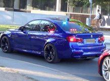 Полицейский M3