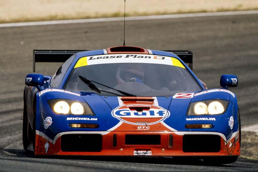 McLaren F1 LM GTR