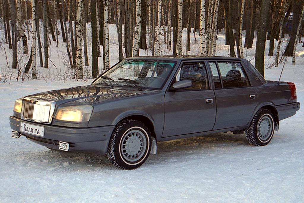 Москвич-2142R5 Калита