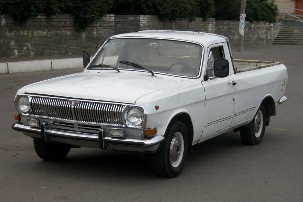 Пикап ГАЗ-24