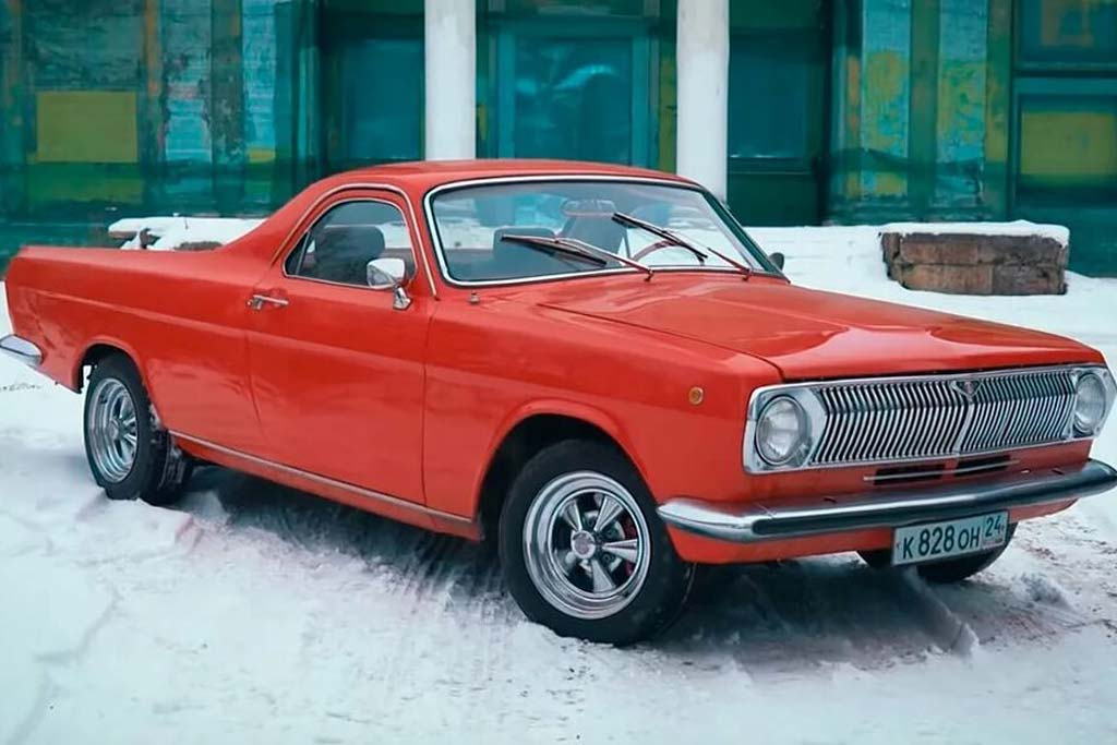 ГАЗ-24 в стиле Chevrolet El Camino