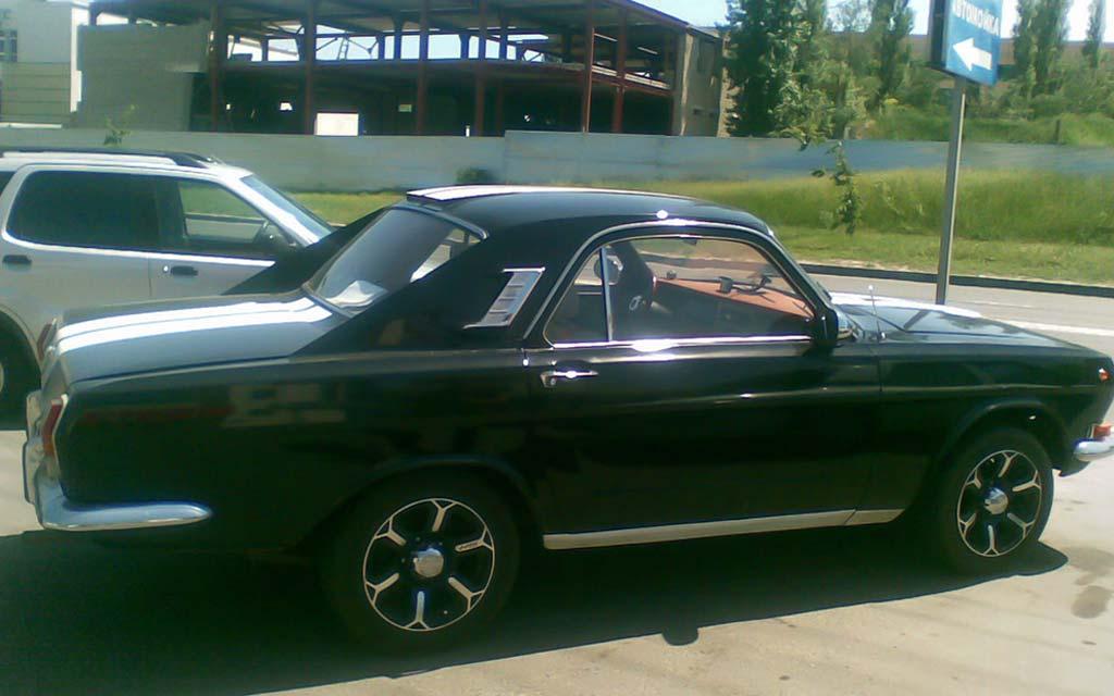 Купе ГАЗ-24