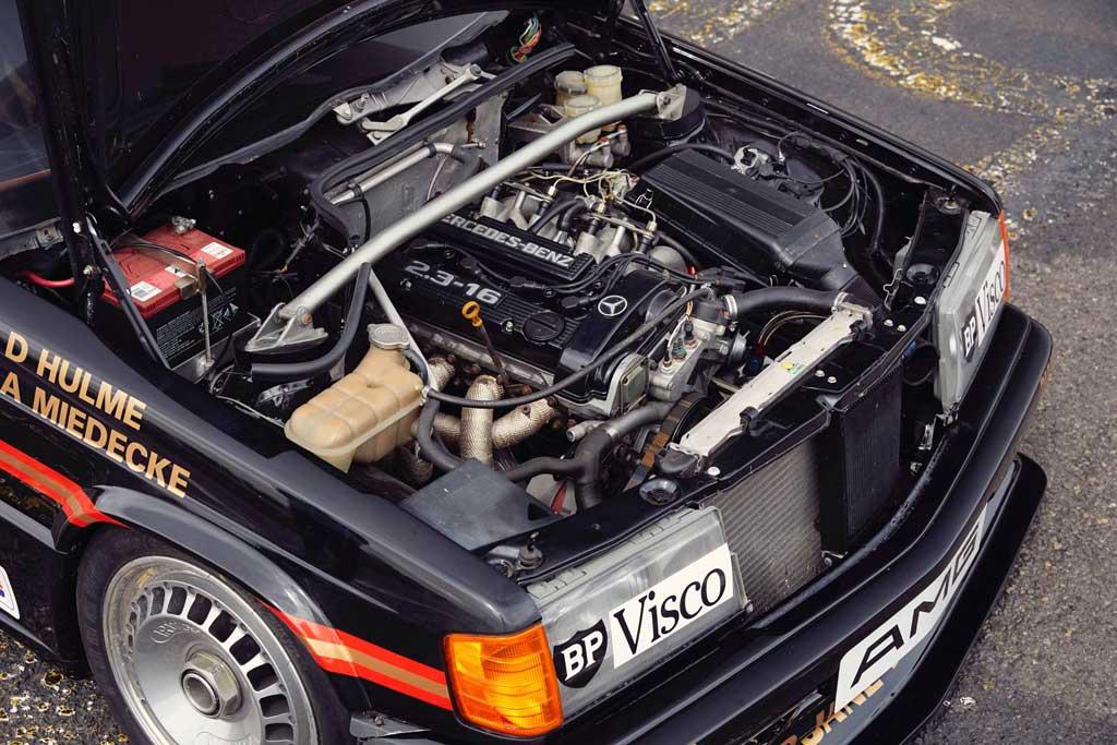 Mercedes-Benz 190 E 2.3-16