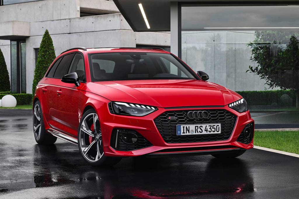 Audi RS6 Avant 2020 фото цена и характеристики заряженного универсала от Ауди
