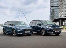 Ford S-Max и Galaxy 2020
