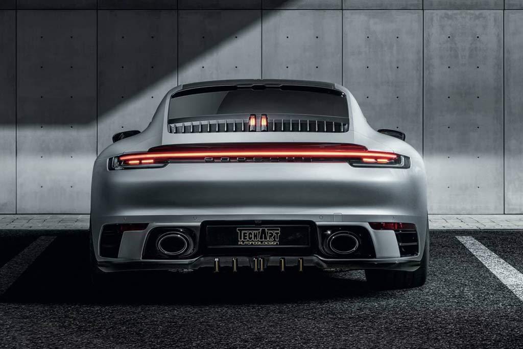 TechArt 911 Carrera 4S