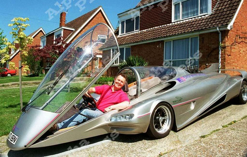 Автомобиль Topcat
