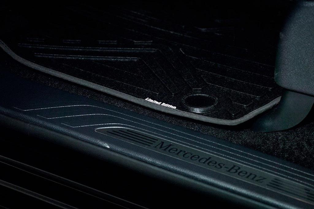 Mercedes X-Class Night Edition