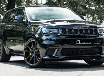 BB Grand Cherokee Trackhawk
