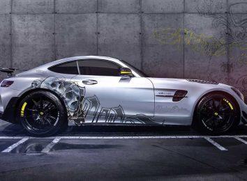 Carlex AMG GT R Pro
