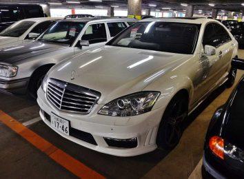 Машины в Японии