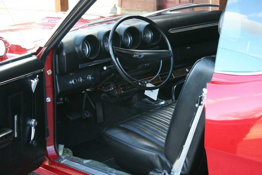 Ford Fairlane Cobra 1969