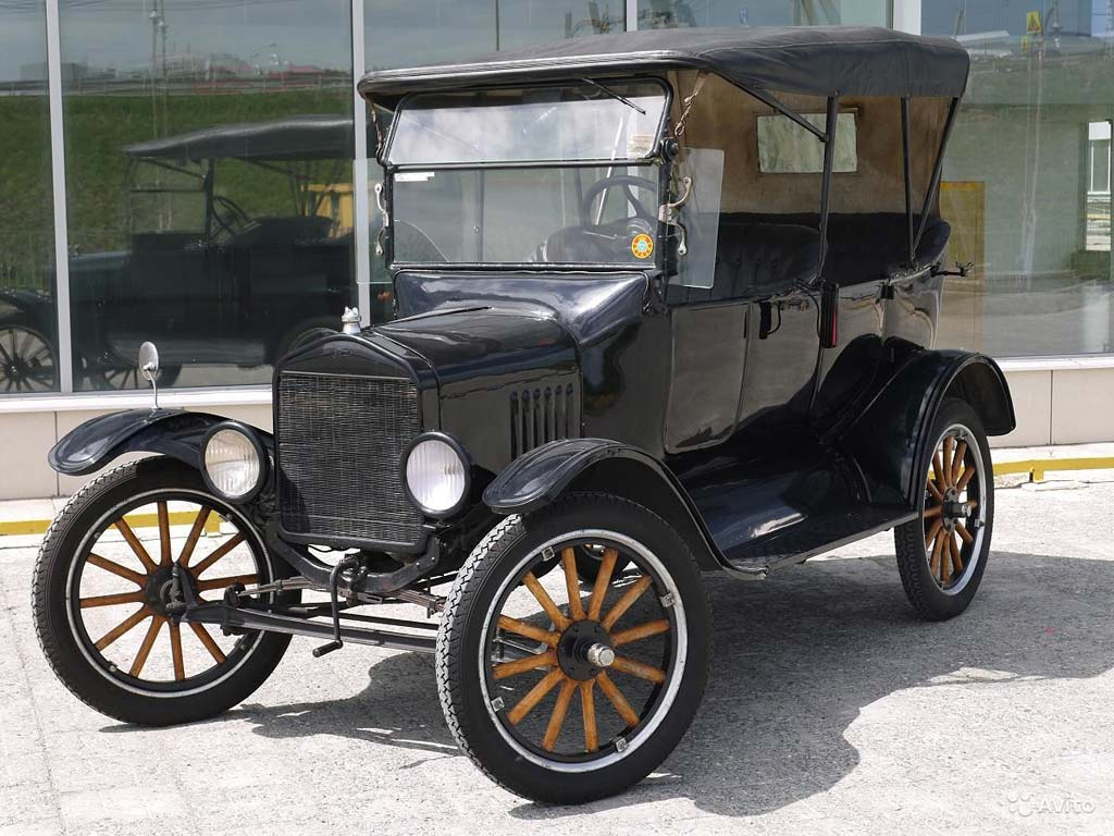 Ford T 1922