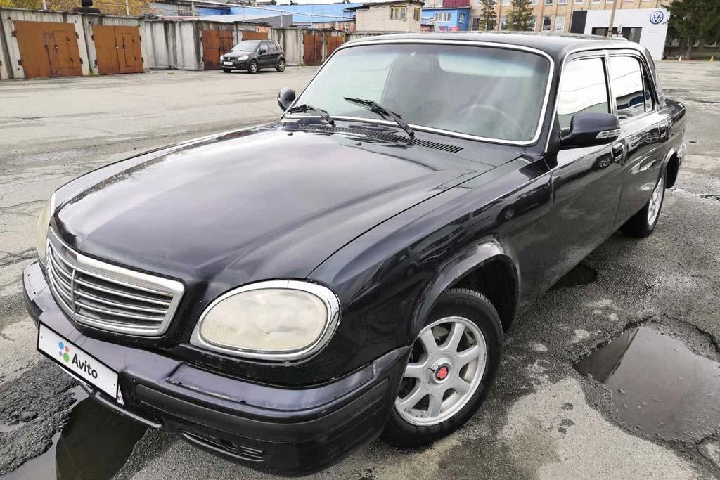 ГАЗ-311055