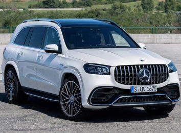 Mercedes-AMG GLS 63 2020