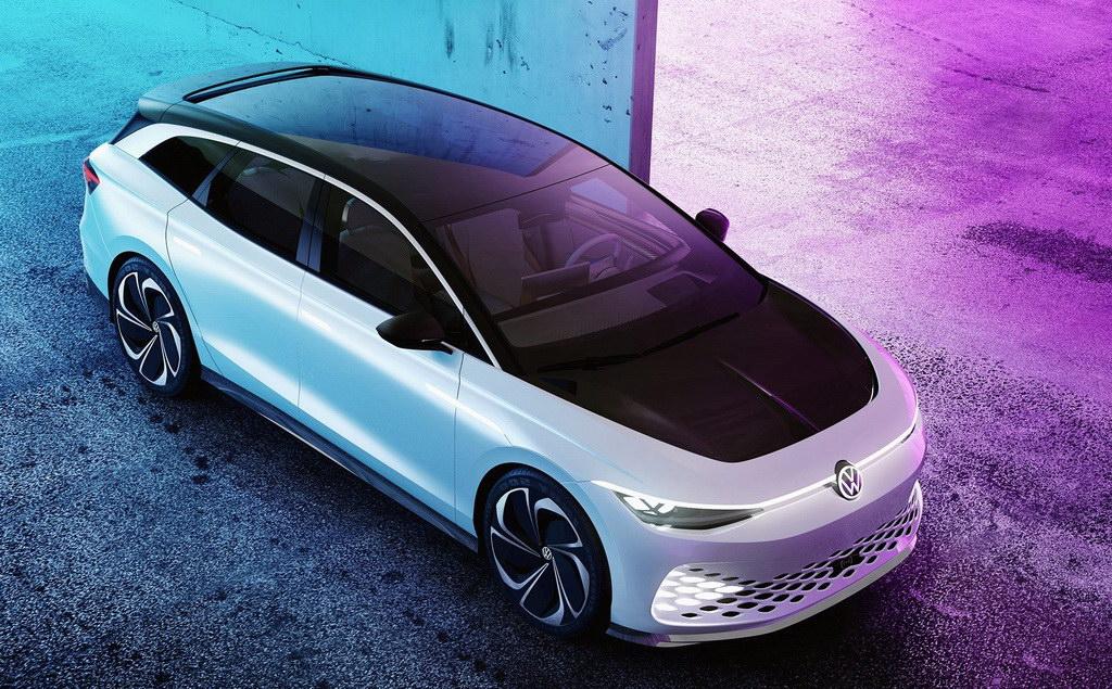 Volkswagen ID.Space Vizzion