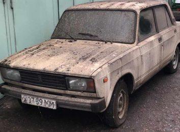 Забытый ВАЗ-2105