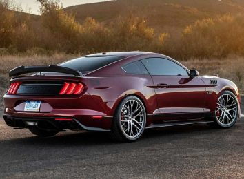 Mustang Jack Roush Edition