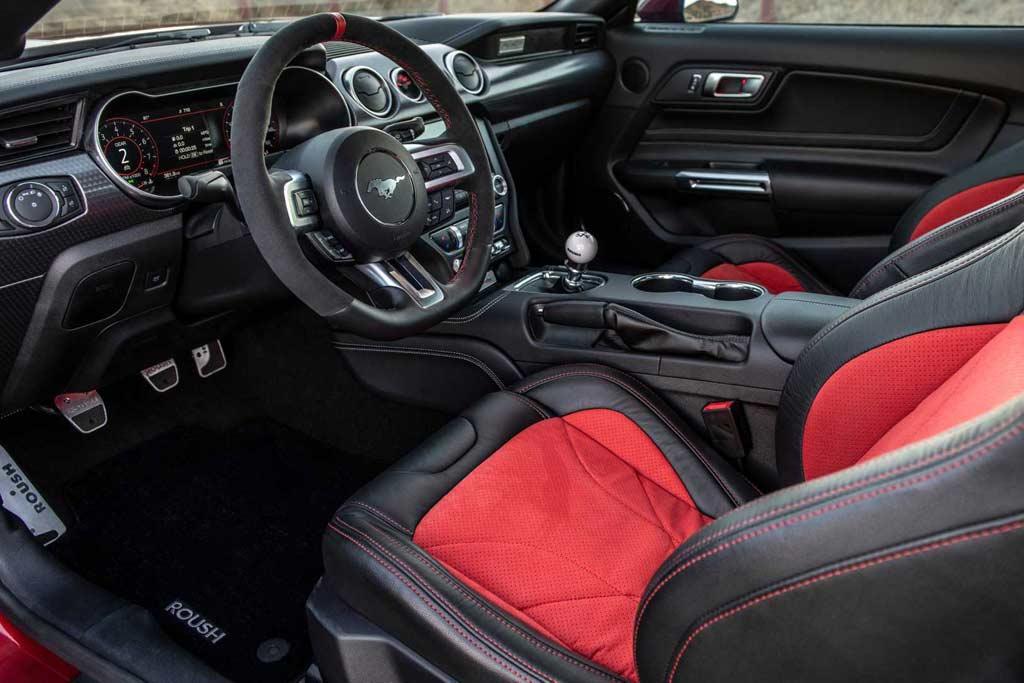 Mustang Jack Roush Edition