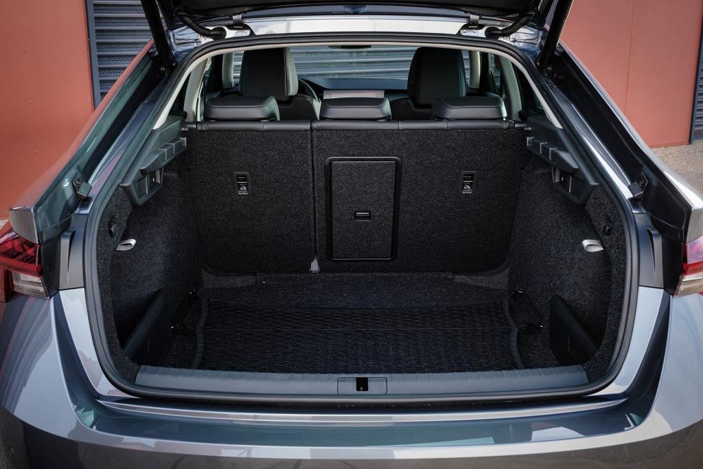 Багажник Skoda Octavia A8