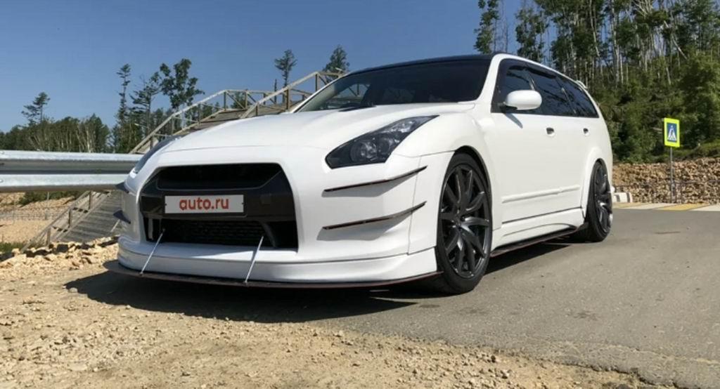 Nissan Stagea GT-R