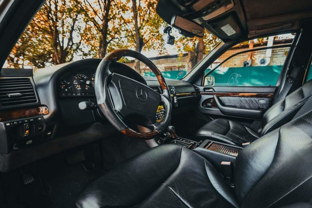 S-Class W140 VIP