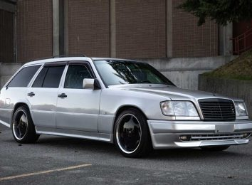 Mercedes 300TE AMG