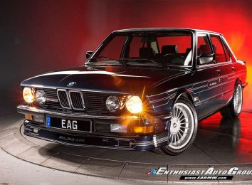 BMW Alpina B7 Turbo (E28)
