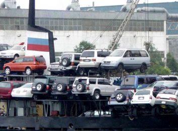 Машины на Дальнем Востоке