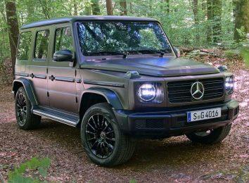 Mercedes-Benz G400 d