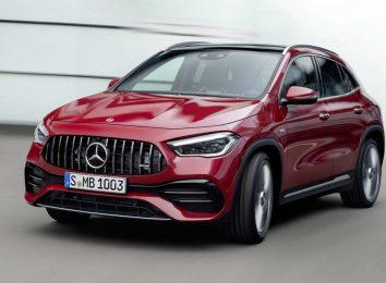 Mercedes-AMG GLA 35 2020
