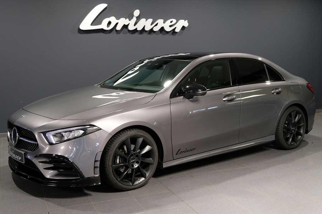 Lorinser A-Class Sedan
