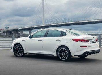 Kia Optima GT 2019