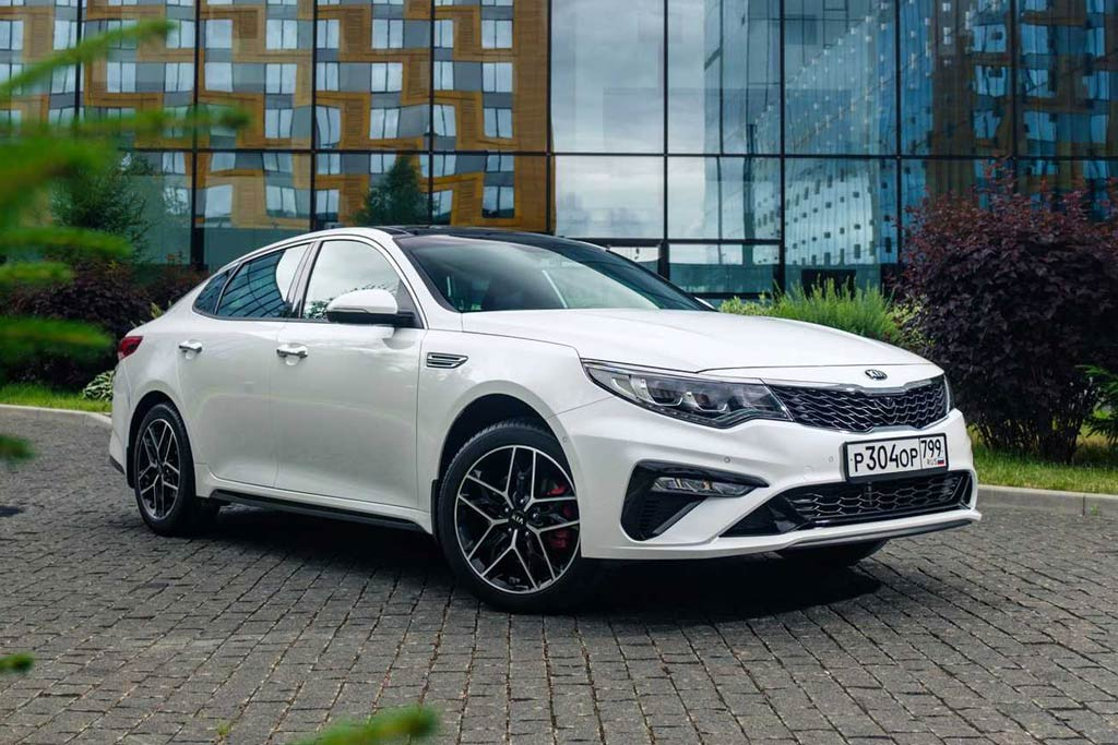 Kia Optima GT 2020