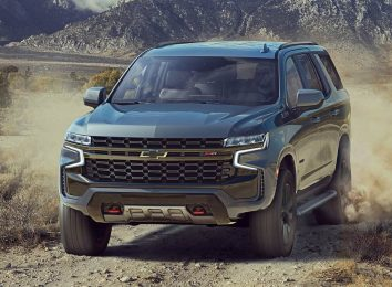 Chevrolet Tahoe [year]